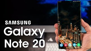 Samsung Galaxy Note 20 - This Is Insane!