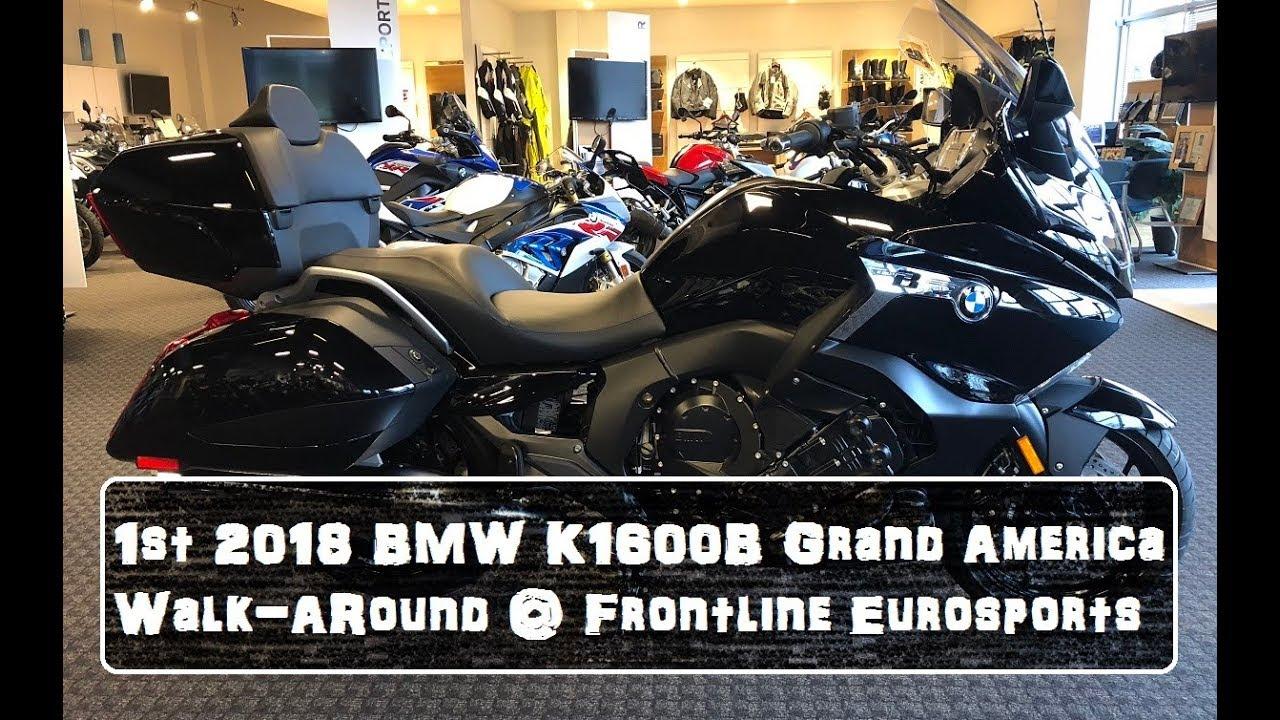 18977fb01ca3 2018 BMW K1600B Grand America for sale in Salem