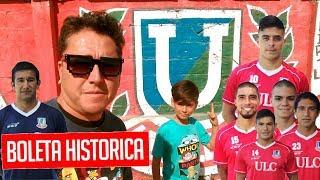 SET MATCH POINT CALERA 6 VS U DE CHILE 1 - DERROTA HISTORICA