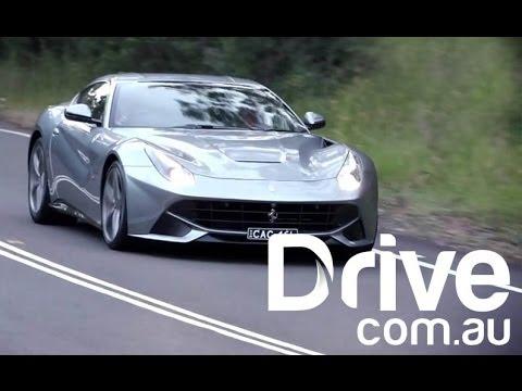 Ferrari F12 Berlinetta 2014 Review | Drive.com.au