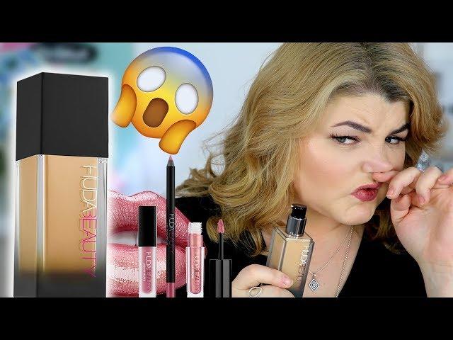Видео Huda Beauty