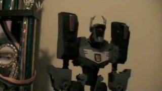 Transformers Animated Shockwave Review