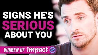 Relationship Expert Reveals What Guys Really Think | Matthew Hussey on Women of Impact