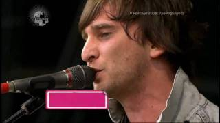 Jet   Are You Gonna Be My Girl (Live V Festival 2009) (High Quality Video) (HD)