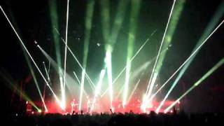 Faithless - Emergency / Flyin' Hi / Feeling Good (live @ Sportpaleis Antwerp 20-11-2010)