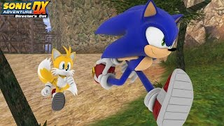 Sonic Adventure DX (PC) [4K]   Tails' Story (12)