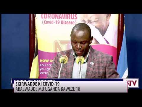 Abantu abalala 4 bakakasiddwa okuba ne COVID-19 mu Uganda