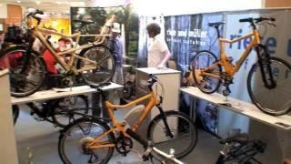 preview picture of video 'Impressionen von der Spezi 2009 - Internationale Spezialradmesse in Germersheim'