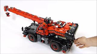 Lego Technic 42082 Free Video Search Site Findclip