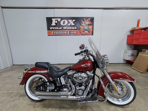2009 Harley-Davidson Softail® Deluxe in Sandusky, Ohio - Video 1