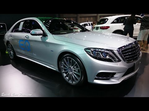 Quick Preview : 2017 Mercedes-Benz S500e AMG Premiem (Plug-in Hybrid)
