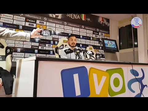 Robur Siena-Carrarese: Baldini, Mignani, Cruciani, Trani