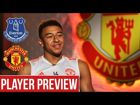 Jesse Lingard expecting tough test at Goodison | Everton v Manchester United | Player Preview