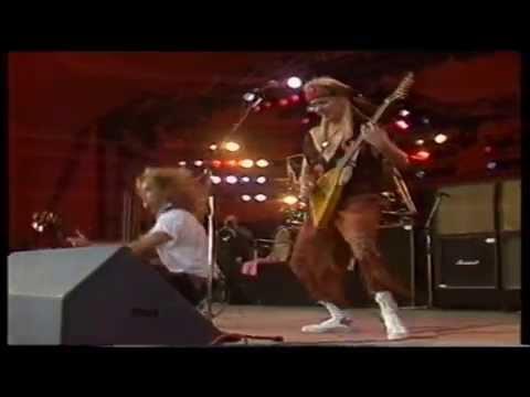 """Gorky Park:  """"Bang"""" - Live at Roskilde Festival 1990"""