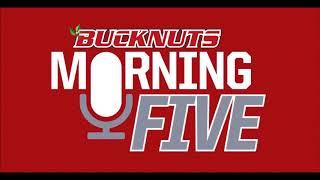 Bucknuts Morning 5: Sept. 11, 2017