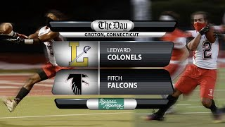 Full replay: Ledyard at Fitch football