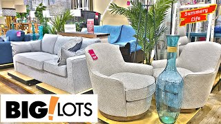 ENTIRE BIG LOTS FURNITURE UPDATE LIVING ROOM SECTIONALS SOFAS RECLINERS STORE WALKTHROUGH