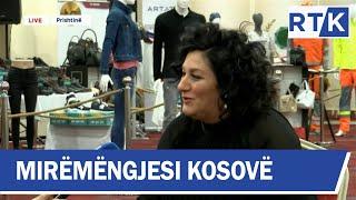 Mirëmëngjesi Kosovë - Drejtpërdrejt - Nis Konventa e Veshmbathjeve të Kosovës 22.10.2019