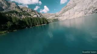 Beauty of Nature Cinematic FPV - Relaxation Film And Music
