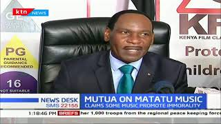 KFCB warns matatu operators over unethical music
