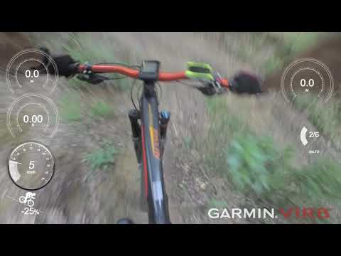 Preview video Gabbiano DH Trail in MTB