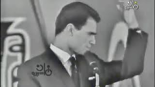 تحميل اغاني في يوم في شهر في سنة - حفل نادر للعندليب 23 نوفمبر 1961 MP3