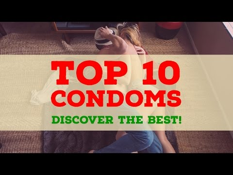 Top 10 Condoms - Discover The Best