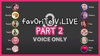 "[ENG] 180807 LOONA 'favOriTe' V LIVE Highlights Part 2 | ""Stuff OT12 Says"""