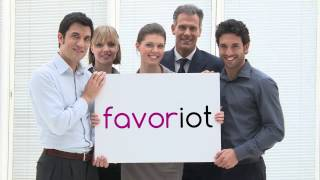 About Favoriot