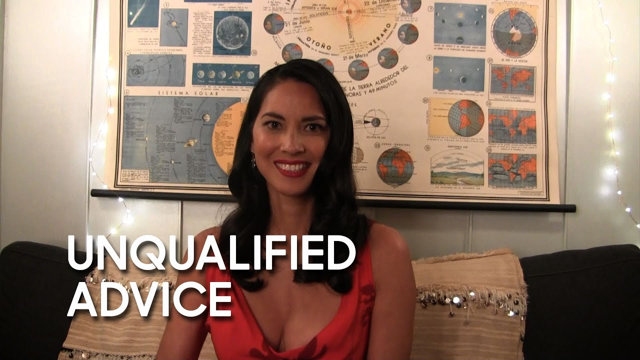 Unqualified Advice: Olivia Munn thumbnail