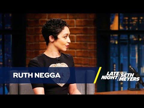 Ruth Negga Has a Backup Career as a Librarian