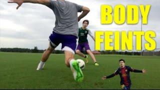 Feints Football Soccer Skills