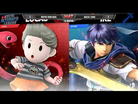 Lucas and Ness vs Ike and Marth - Super Smash Bros  Ultimate