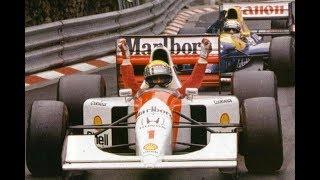 [Ayrton Sennas Greatest Races] May 31, 1992 - Monaco GP