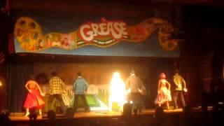 Grease, Hound Dog - Live