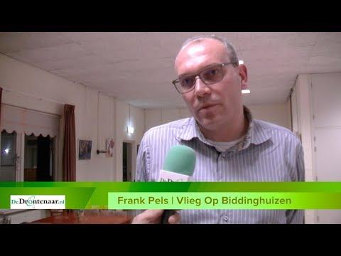 """Burgemeester over overlast vliegveld Lelystad: """"We werken er heel hard aan"""""""