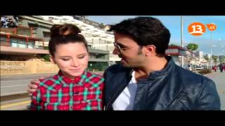 Luis Fonsi & Camila Gallardo escena de celos - The Voice Chile