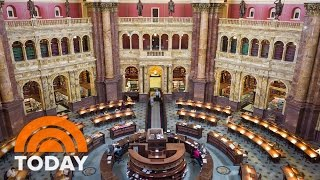 Library Of Congress Digitizing Historic Archives   TODAY
