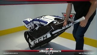 46ed8a3d182 Grit GT4 Sumo Goalie Hockey Tower Bag with Wheels - xHockeyProducts ...