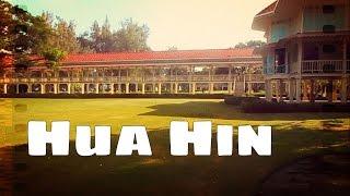 preview picture of video 'Hua Hin pałac letni - Tajlandia 2Słowa VLOG#4'