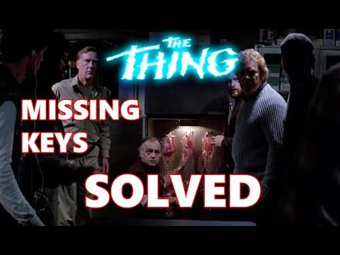 John Carpenter''s THE THING - Who sabotaged the blood bank?