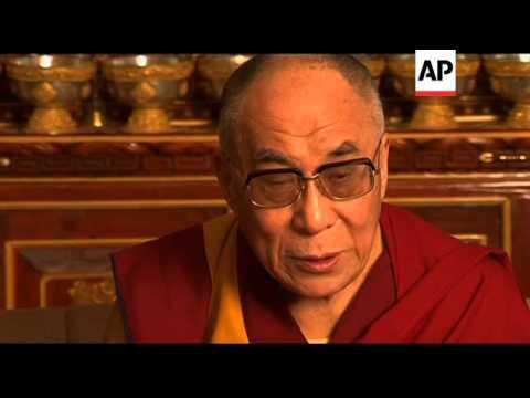 Dalai Lama says choice of successor is up to him, not China