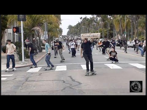 Skate to Live | San Diego Black Lives Matter #RollingForJustice