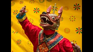 preview picture of video 'Punakha Festival - Intro'