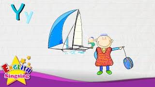 Y là dành cho du thuyền, Sợi, Yo-yo - Thư Y - Alphabet Sông