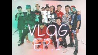 VLOG - ถ่าย MV เพลงใหม่ MQT SQUAD EP.1