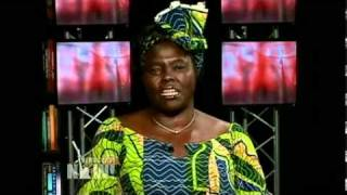 Nobel Peace Prize, Right Livelihood Winner Wangari Maathai Interviewed On Democracy Now!