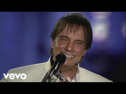 Roberto Carlos cantando Outra Vez