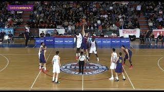 U18M - REAL MADRID vs. FC BARCELONA - Final Torneo Junior Tenerife 2017 (BasketCantera.TV)