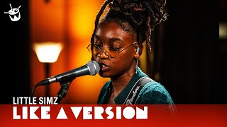 Like A Version - Little Simz covers Gorillaz 'Feel Good Inc' for Like A Version
